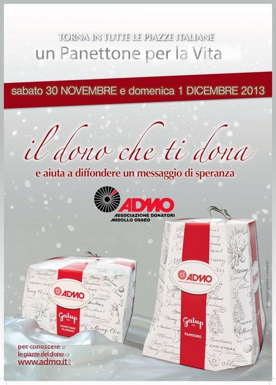 Il dono che ti dona - Panettoni 2013