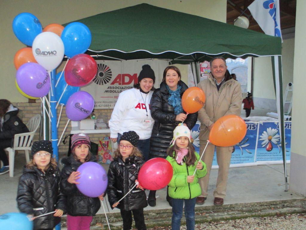 Mercatini di Natale a Roccamontepiano 22-12-2013