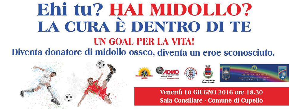 Banner Partita calcio Cupello
