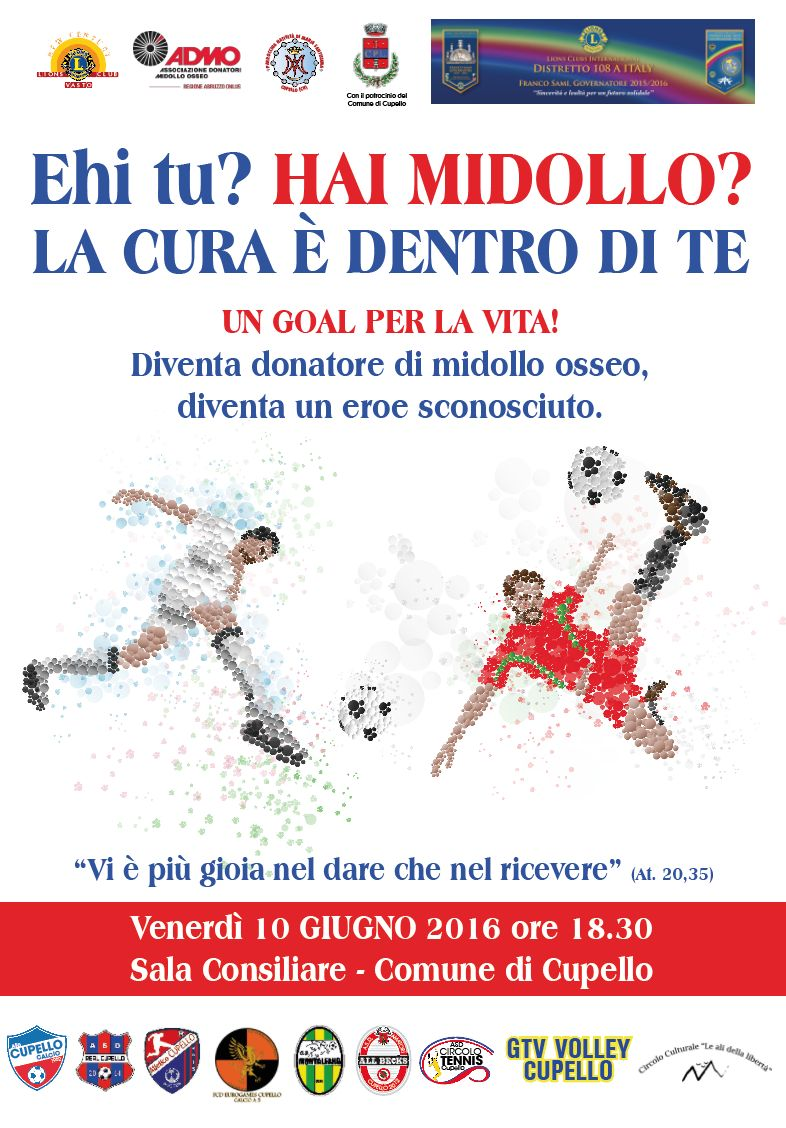 Partita Cupello 2016